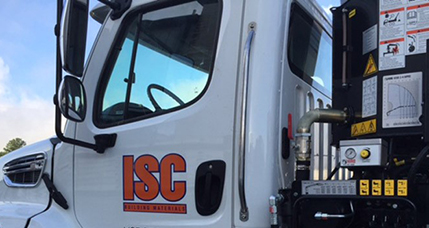 ISC Delivery Truck